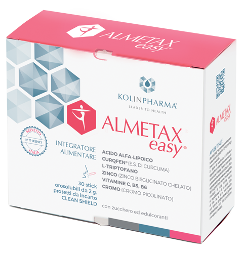 Calendario Menopausa.Almetax Easy Menopausa Kolinpharma S P A