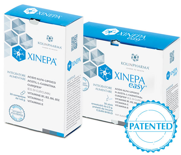 Xinepa patented