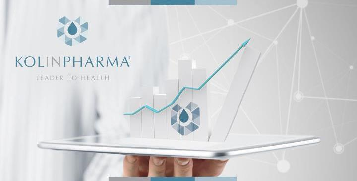 KOLINPHARMA<sup>®</sup> scales the ranking of nutraceuticals, positioning itself at 76th place. + 4% medical requirements in 1Q 2020 vs 1Q 2019